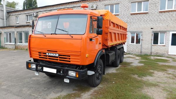 Продажа автомобиля КамАЗ 55102. Восстановление. Капитальный ремонт