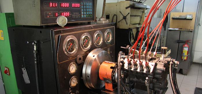 Цех по ремонту топливной аппаратуры. ООО