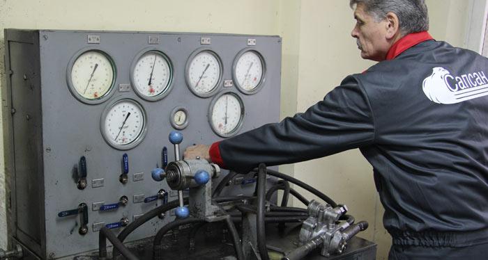 Цех по ремонту тормозной аппаратуры. ООО